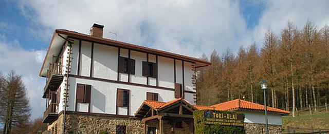 Centro de interpretación Toki Alai - Parque Natural de Urkiola (Puerto de Urkiola)