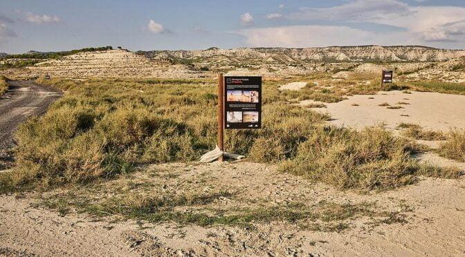 Estepa de los Monegros National Park