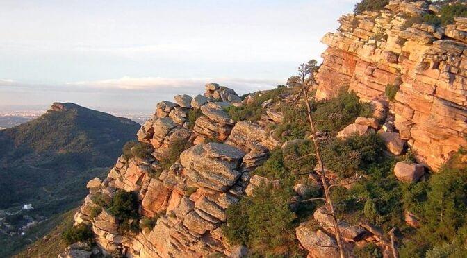 The Sierra Calderona Natural Park (in Valencian Parc natural de la Serra Calderona) is located between the provinces of Castellón and Valencia