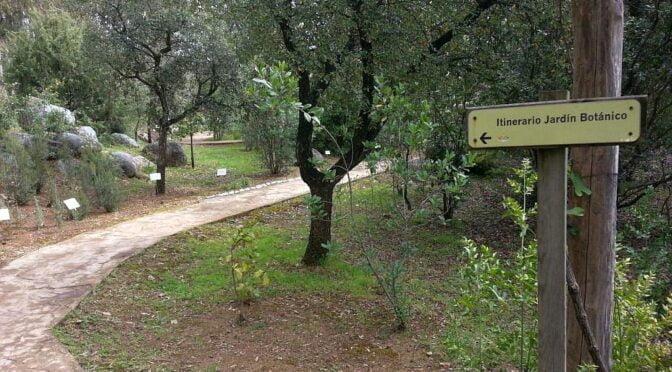 Jardín Botánico El Robledo
