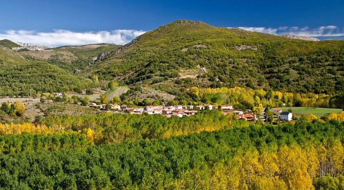 Los Ancares Lucenses y Montes de Cervantes, Navia y Becerrea biosphere reserve