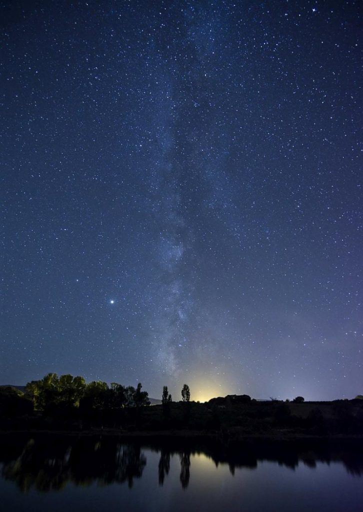 Star and sky watching in the Valles de Leza - Jubera - Cidacos and Alhama Biosphere Reserve