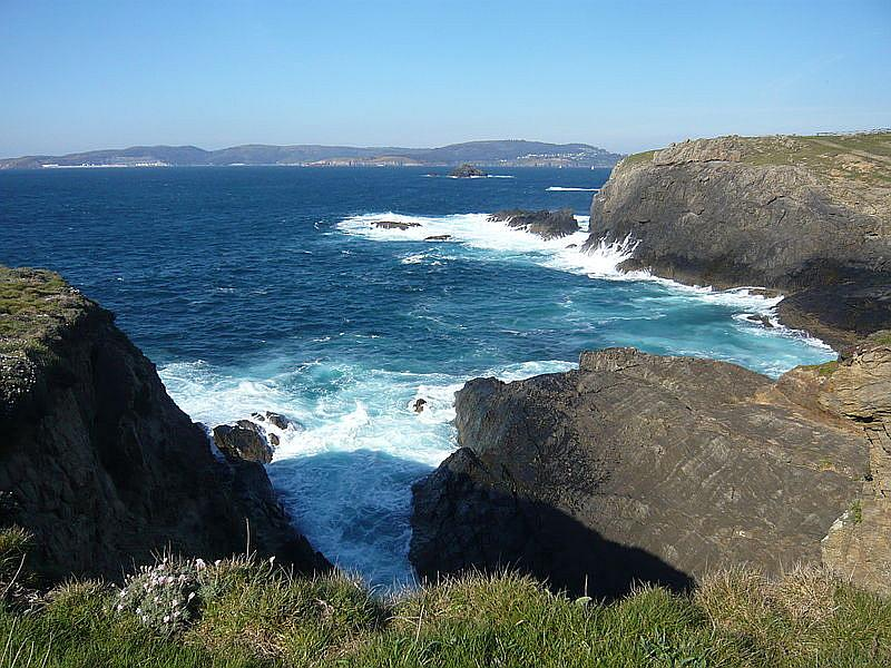 The Costa de Dexo, part of the natura 2000 network and a protected national monument