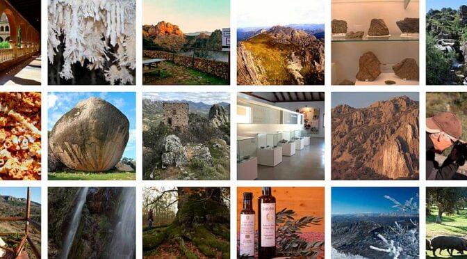 Global Geoparks in Spain